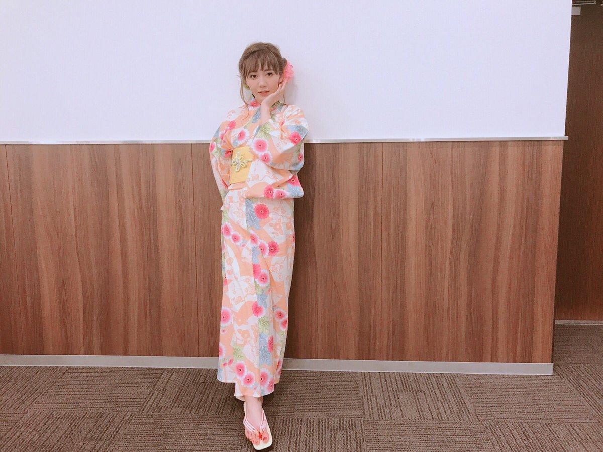 広島祇園の夏祭!👘🌸 初の浴衣ライブ… 広島ありがとう!😍  セトリ 1. 恋人同士 2. LOVE…