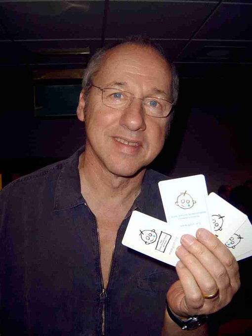 Wishing Mark Knopfler a happy birthday. StarCards longest supporter, have a great day!