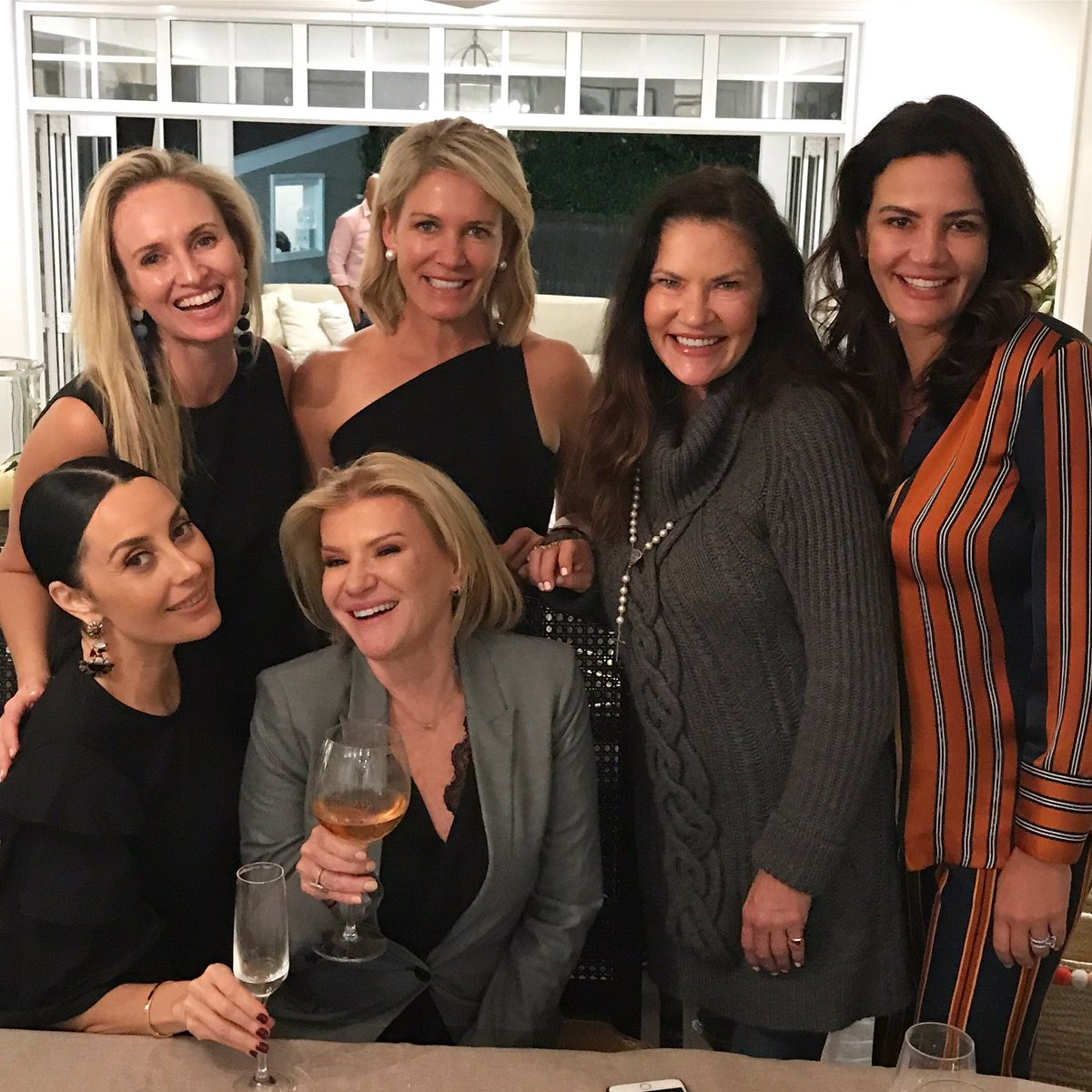 #squadgoals❤️ #saturdayvibes #RHOS https...