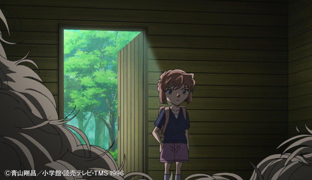 TVアニメ『名探偵コナン』「断崖に消えたコナン(後編)」 ボクと少年探偵団のみんなが凶悪強盗犯一味に…