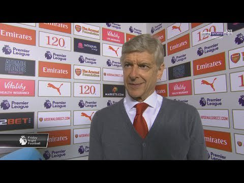 #Arsenal vs #Leicester City 4-3 | #Arsene #Wenger Post #Match #Interview | #English Premier League   http:// wp.me/p67m4w-pFY     pic.twitter.com/OhcKrNCpWB