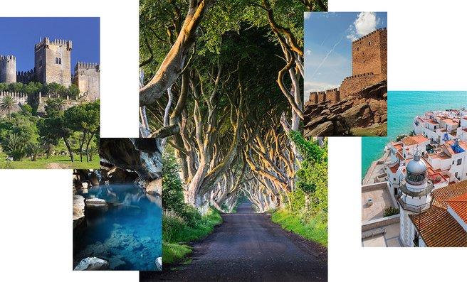 Самые красивые места в мире картинки бесплатно