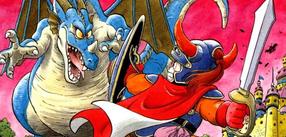 #DragonQuest is played in #picture mode with a control plan to match which is somewhat unique.  http:// bit.ly/2lCBvZw  &nbsp;   #nazi #DuckTales <br>http://pic.twitter.com/aQWEZGB0XX