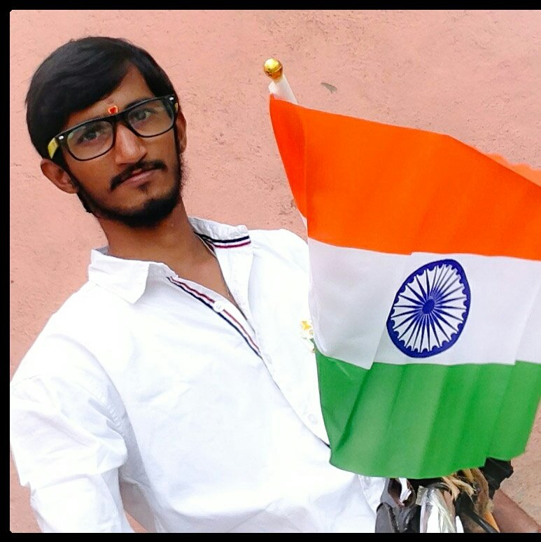 #NewProfilePic #Happy_Independence_Day_in_Advance  #Jai_hind #Mera_Bharath_Mahan ⛳⛳
