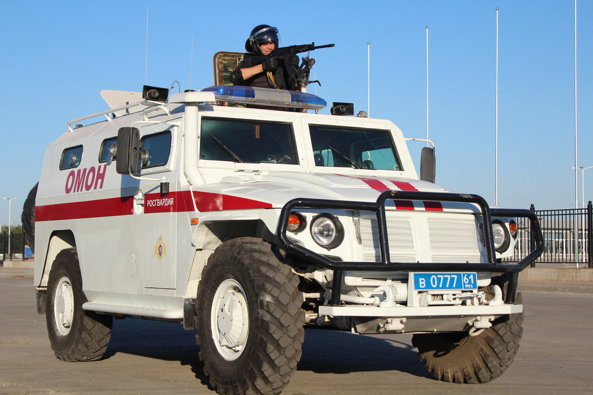 The attack on the patrol Rosgvardii in New Moscow: there are victims 44