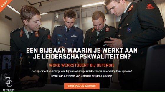 Glr Luchtmacht On Twitter De Werkstudenten Van Defensitycollege
