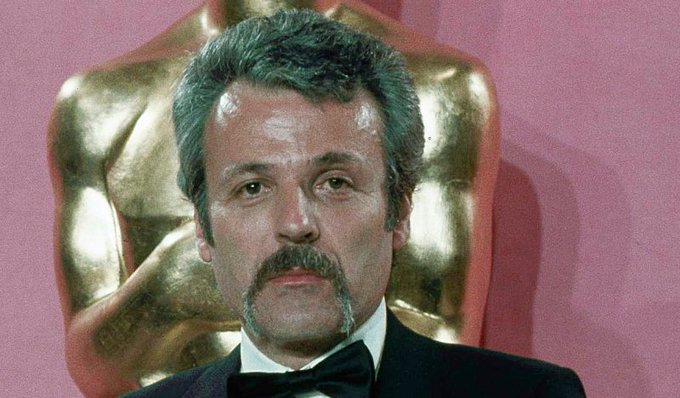 Happy birthday to a superb novelist and screenwriter, two-time Oscar winner William Goldman!