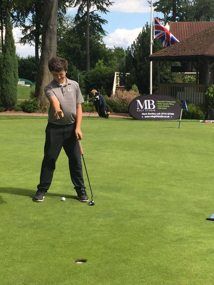 Aimpoint, new grip, better timing = British Champion #coaching #Aimpoint #makeeverything #BlastGolf #metrics #timingiseverything<br>http://pic.twitter.com/1UwjUZb9WA