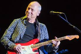 "Happy Birthday to Mark Knopfler, born August 12! ""Sultans Of Swing\"""