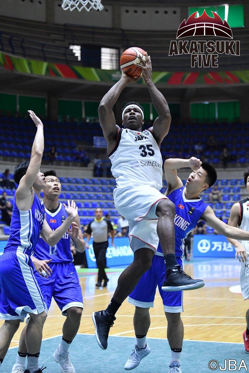 代表:【結果速報】#FIBAAsiaCup2017 予選③  🏀試合終了 日本🇯🇵(#JPN) ○ …