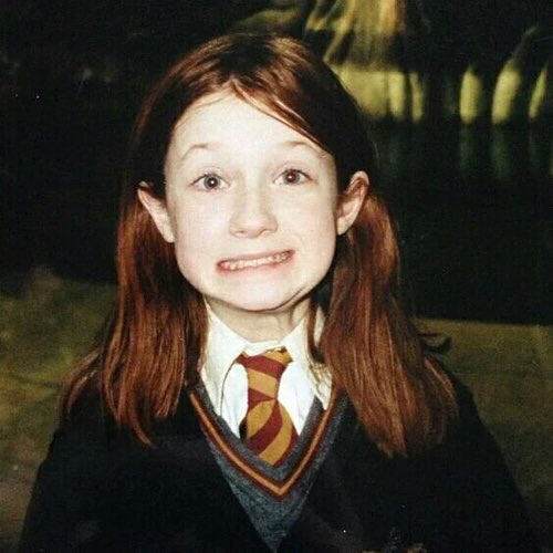 Happy belated Birthday to my favourite Harry Potter character Ginny Weasley