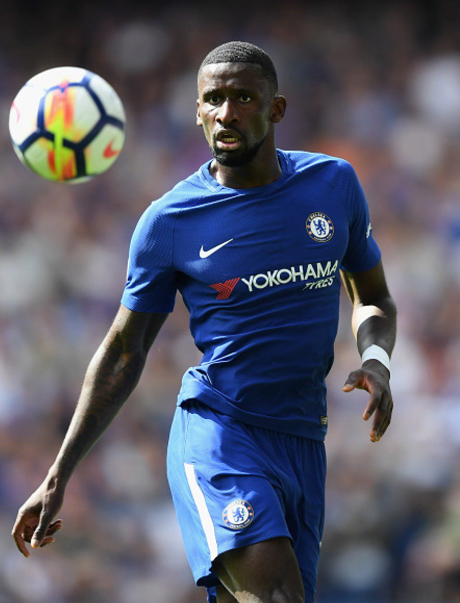 "Antonio Rüdiger on Twitter: ""Very unhappy about today's ...