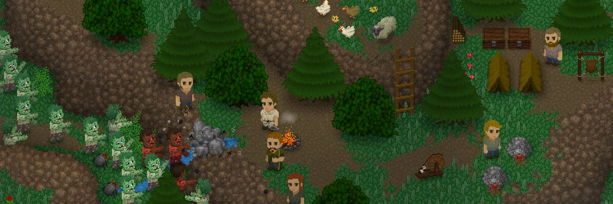 What do you think about our new #twitter #profile header ?  #indiegame #gamedev #videogames #mmorpg #sandbox #pixelart<br>http://pic.twitter.com/5G6DC8knyF