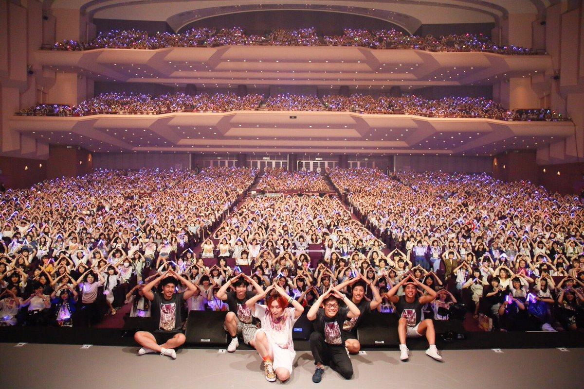 みんなで記念写真も!  ダンサーのみんなもありがとうございました! たくさん来てくれて幸せ。