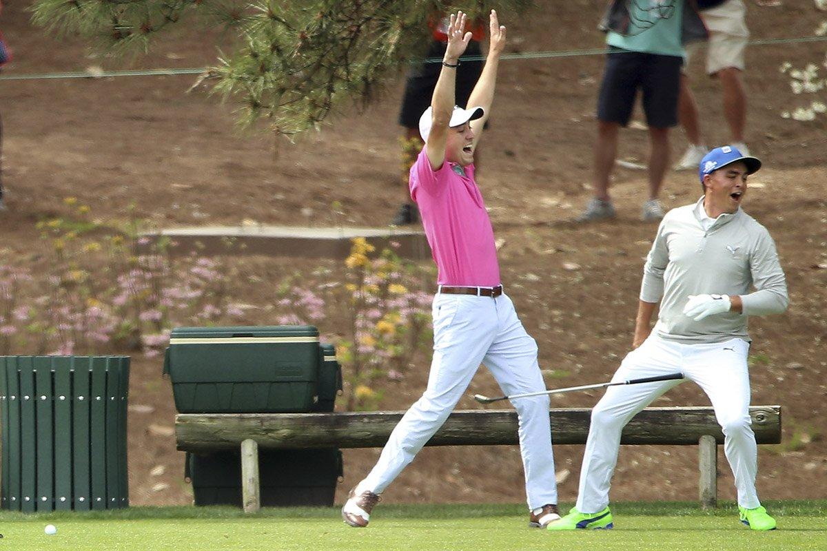 When you see Saturday's tee times ...  #PGAChamp  Round 3 pairings: https://t.co/cIrBYnnhZJ https://t.co/G1OpK3UiX8