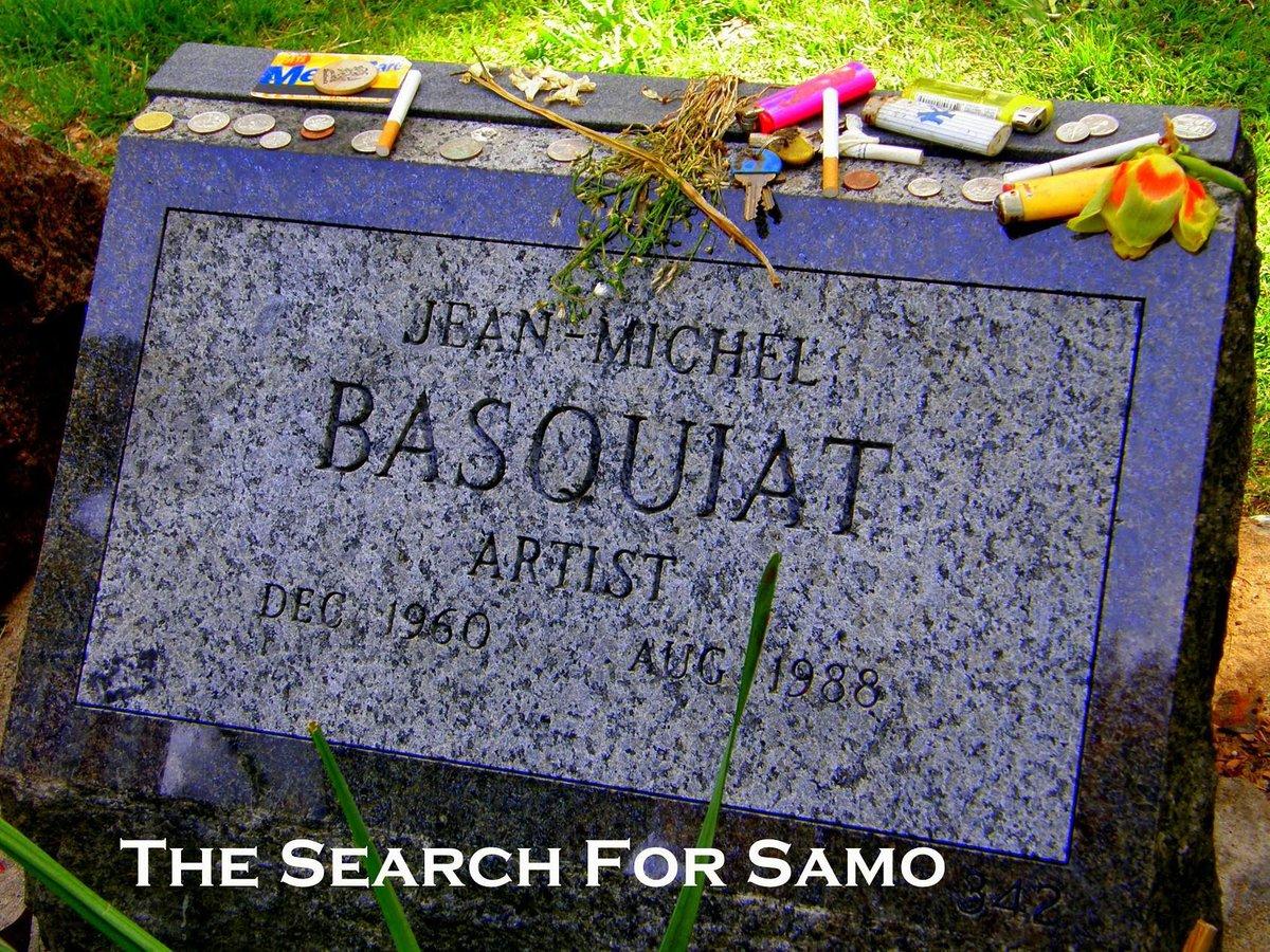 R.I.P #Basquiat we love you  https:// buff.ly/2vmadOe  &nbsp;  <br>http://pic.twitter.com/AA46SYFiOB