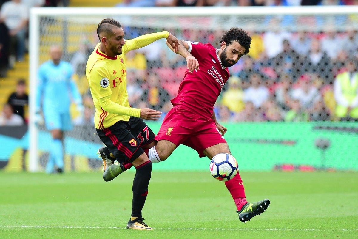 Liverpool accroché sur le gong à Watford (3-3) au terme d'un match fou #WATLFC  http://www. eurosport.fr/football/premi er-league/2017-2018/premier-league-1re-journee-liverpool-accroche-sur-le-gong-a-watford-3-3-au-terme-d-un-match-fou_sto6285931/story.shtml  … pic.twitter.com/8k0oDn0m3b
