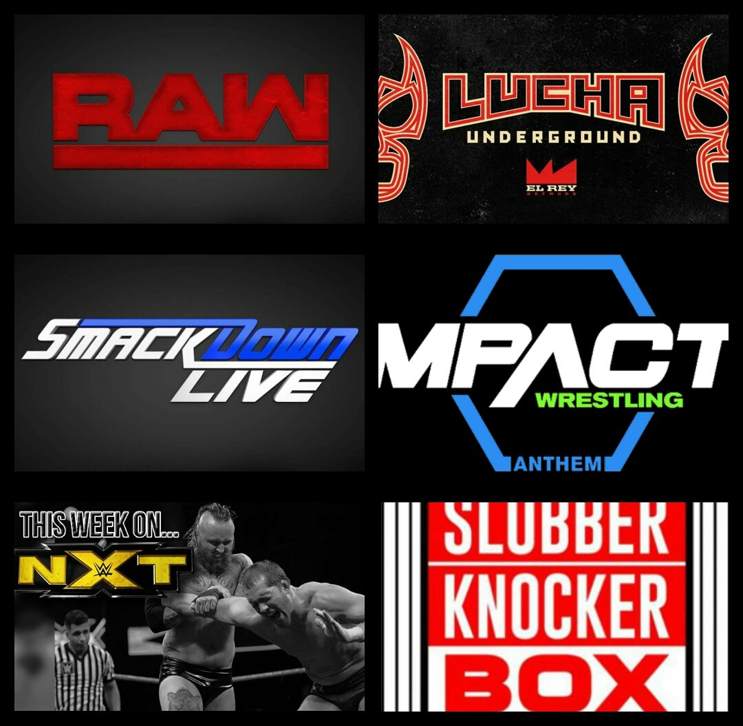 Missed this week&#39;s wrestling events?   Visit the site we reviewed #RAW #SDLive #NXT #lucha #impact #SKB #mcw &amp; more!  http:// vulturehound.co.uk/category/wrest ling/ &nbsp; … <br>http://pic.twitter.com/4y29X26kWa