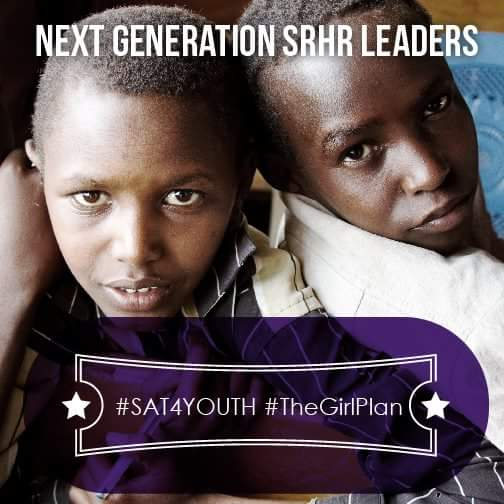 It all began with being an Emerging Voice @ev4gh &amp; our session @H_S_Global &amp; now leading @SATregional #SAT4YOUTH! International #YouthDay<br>http://pic.twitter.com/i6EzPVMGv7