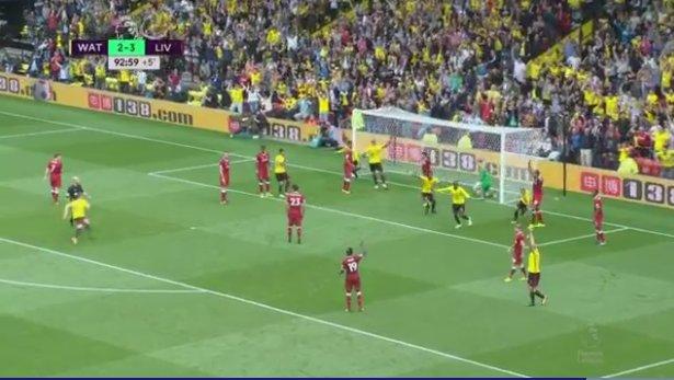 VIDÉO. #PremierLeague - Liverpool déjà accroché après un match dingue !   http:// bit.ly/2vP1zsL     #WATLFC #rmclivepic.twitter.com/uUYDAqZBuP