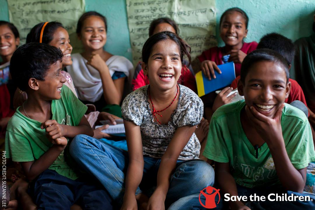 Childhood should be a time for children to play, learn and develop to their full potential. RT if you agree. #YouthDay <br>http://pic.twitter.com/zUmy2R0aVl