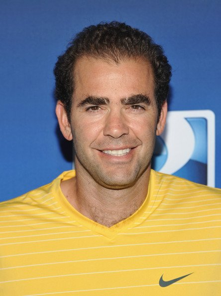 You kind of live and die by the serve. Pete Sampras Happy Birthday