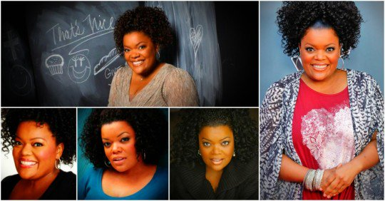 Happy Birthday to Yvette Nicole Brown (born August 12, 1971)