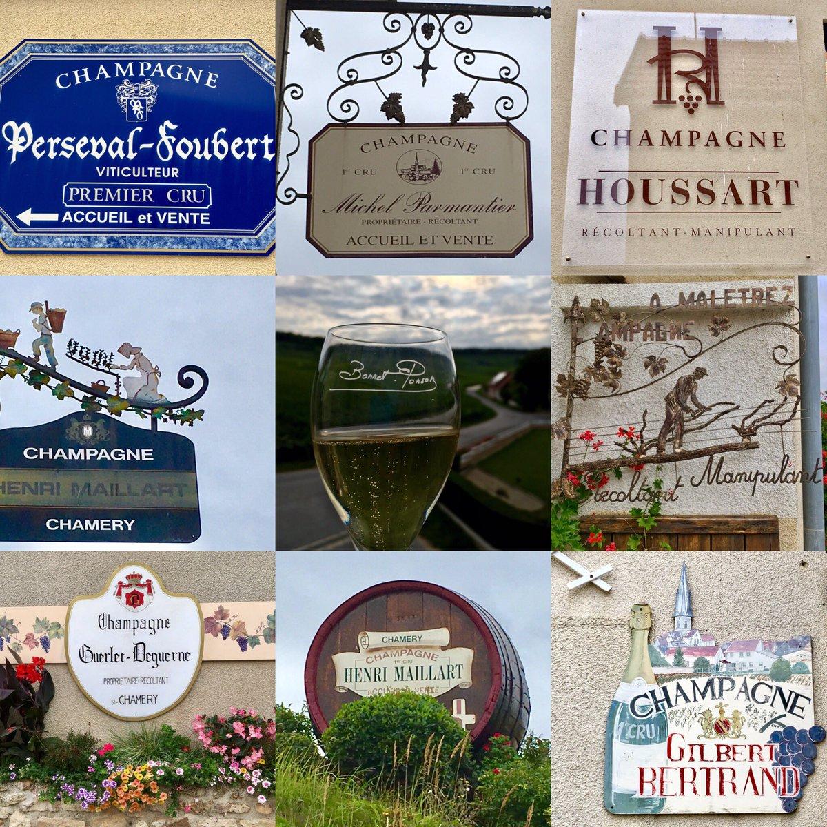 A leisurely stroll round #chamery reveals all the #champagne houses @500pxrtg #Reims @BonnetPonson <br>http://pic.twitter.com/89xGJixZeS