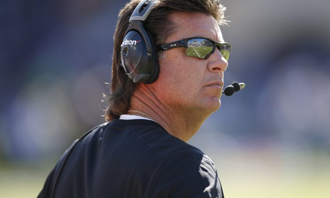 Happy Birthday to Coach Mullett, Mike Gundy of Oklahoma State. At 50 he is still a man.
