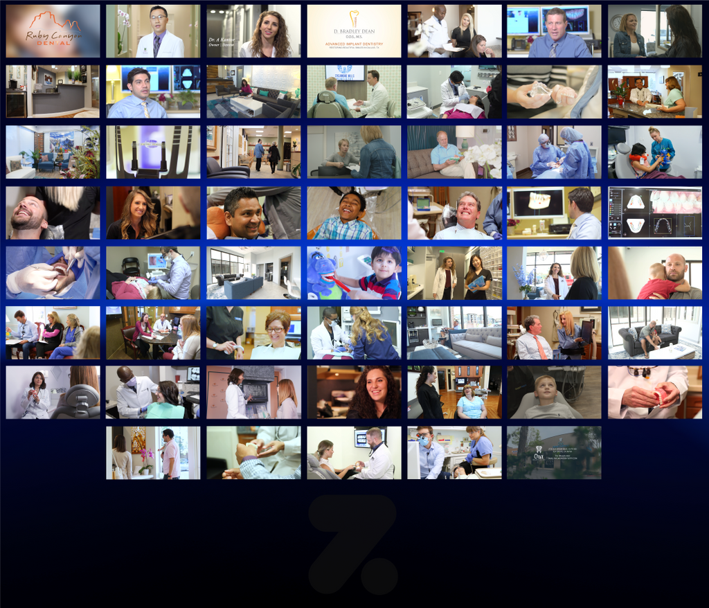 We&#39;ve produced over 80 promotional videos for Dental Practices across the United States and Canada... Who will be next? #dentistry #promovid <br>http://pic.twitter.com/ssI6wt7S9I