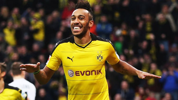 Following his hat-trick today, Aubameyang is now Dortmund&#39;s leading foreign goal scorer!! Congratulations Auba, much deserved!  #bvb #auba <br>http://pic.twitter.com/G1HOhvWiOP