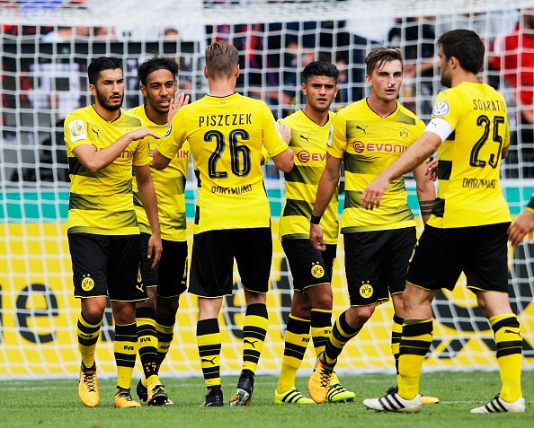 Video: Rielasingen-Arlen vs Borussia Dortmund