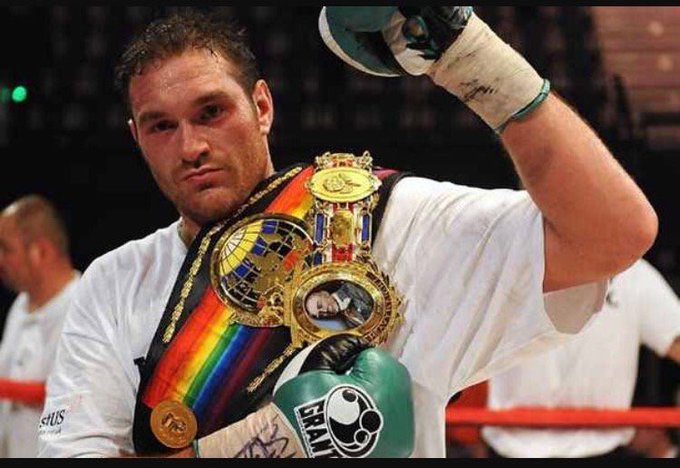 Happy Birthday to the former unified heavyweight champion of the world. The Furious One Tyson Fury