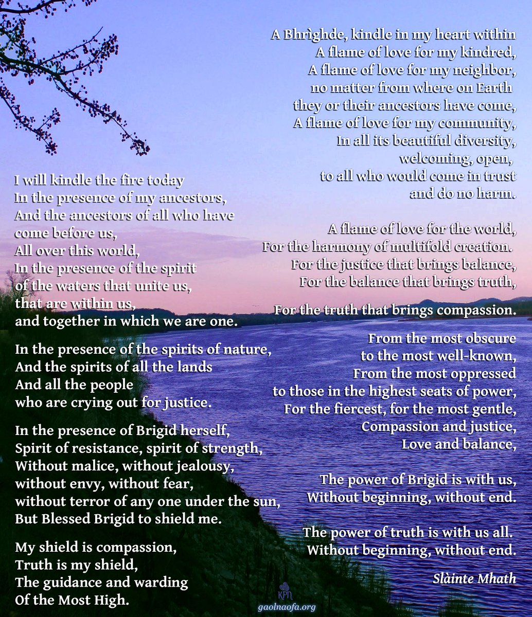 A Prayer to Kindle Peace