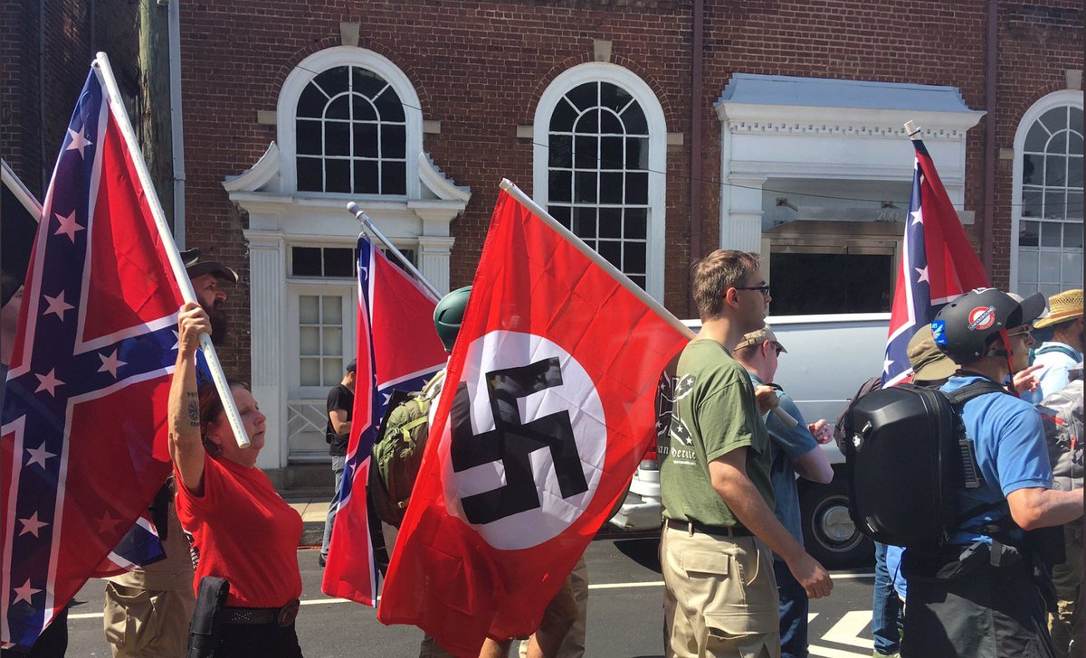 tell me again how the confederate flag is about heritage, not hate