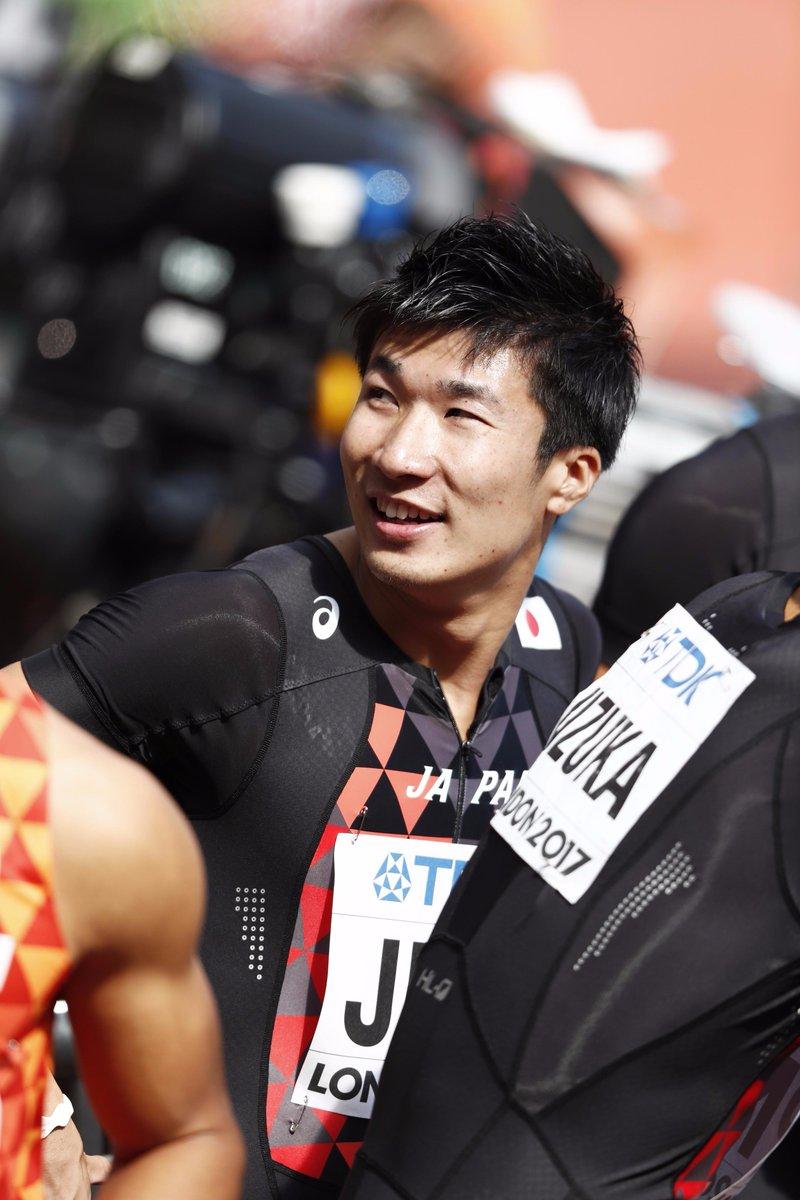 【#TBS #世界陸上 ロンドン🇬🇧9日目】 ◆男子4×100m決勝 3走 #桐生祥秀 「メダルが取…