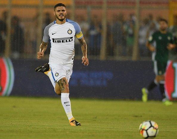 INTER-BETIS 1-0, gol di Icardi per festeggiare la convocazione di Sampaoli