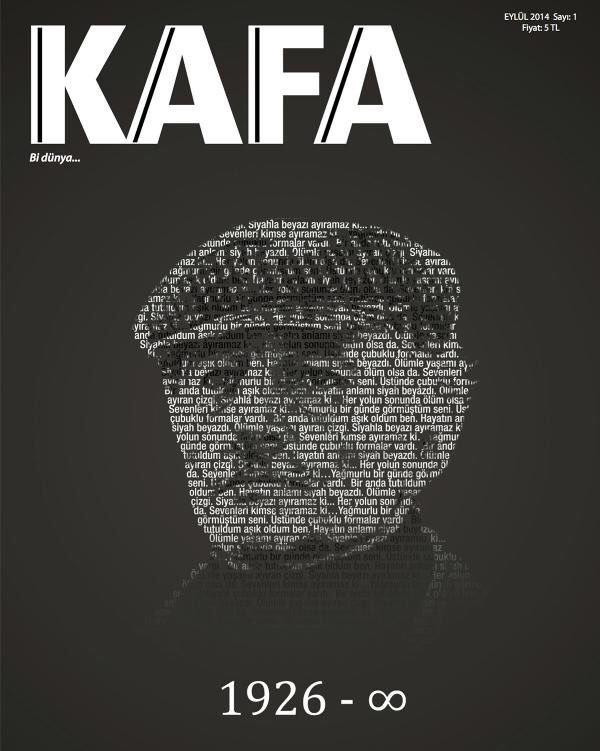 Saygı, özlem ve minnetle anıyoruz. #SüleymanSeba  KAFA Dergisi, 2014,...