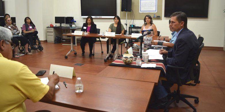 Senator @MartinHeinrich Hosts #TribalBroadband Listening Session in #SantaFe  https://buff.ly/2vVn36G