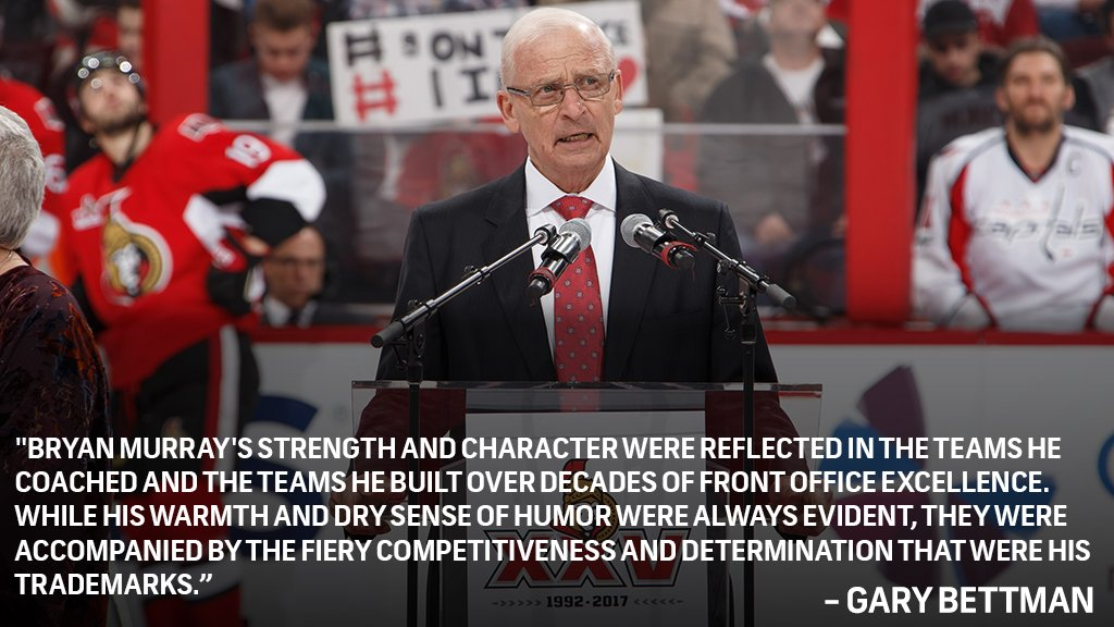 Bryan Murray, the first coach to lead the Caps to the playoffs, dies at 74