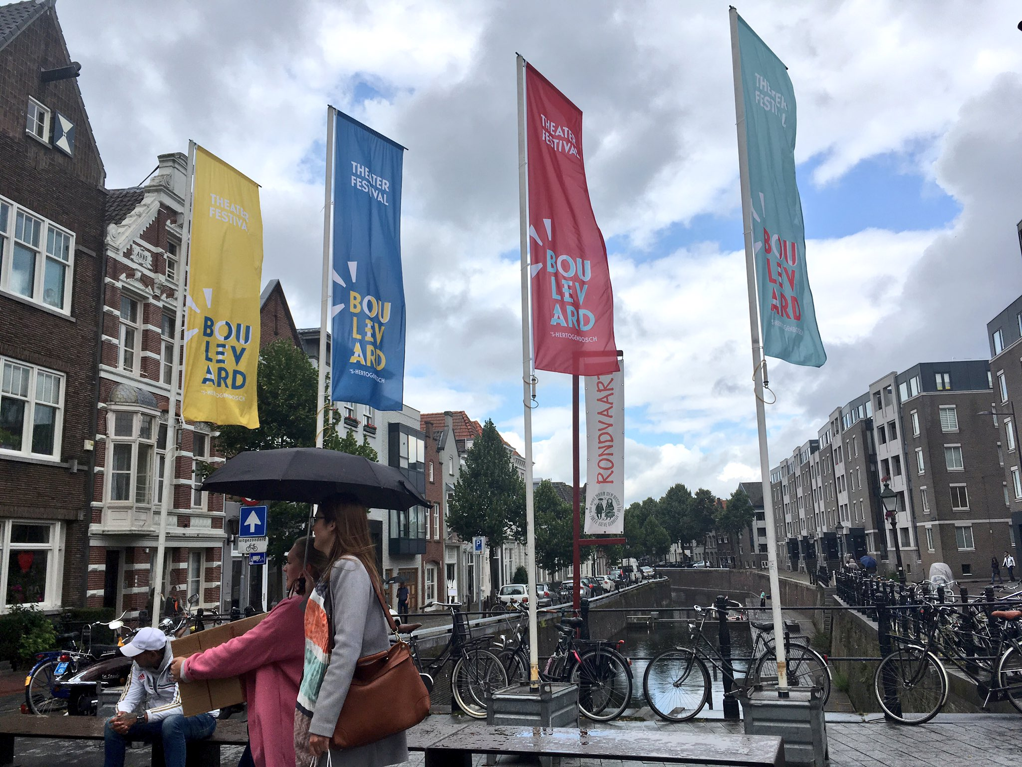 Well @TFBoulevard was an absolute knock out theatre festival. A lovely few days spent with fab company and brilliant shows. A real treat. https://t.co/SUvUdlGP3p