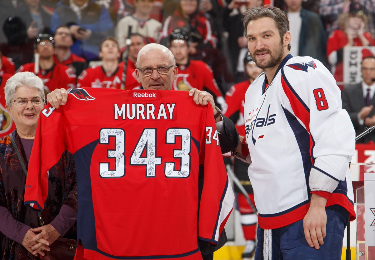 Washington Capitals Statement on the Passing of Bryan Murray: https://...