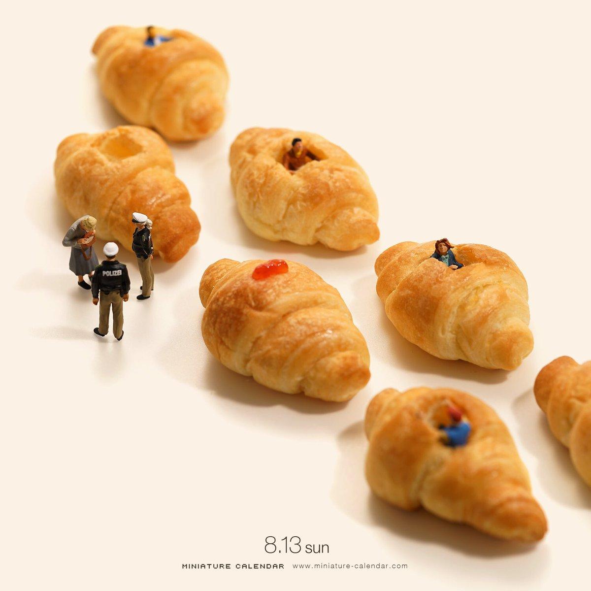 警察パンとスピード違パン