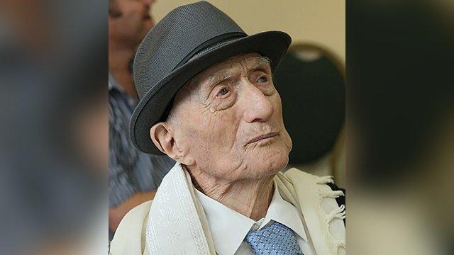 World's oldest man, a Holocaust survivor, dies at 113 https://t.co/k2mWI21Nch