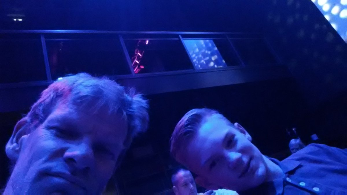 VipSeats @vuecinemas  Hoogeveen. #BabyDriver it is. And he's worried about his hairdo #manOman https://t.co/1N0O44tO9V