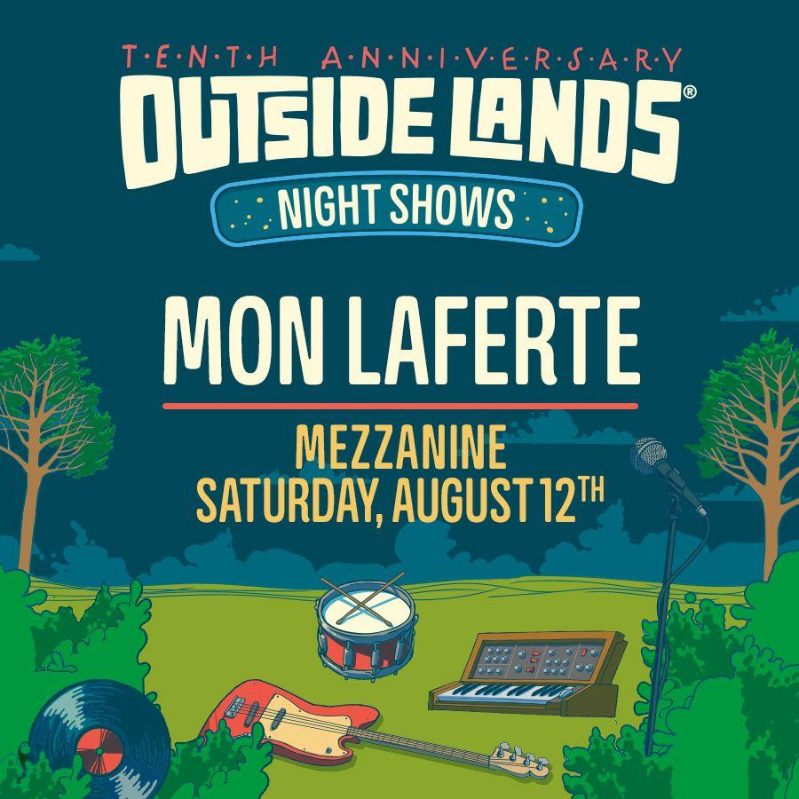 ☾ ESTA NOCHE ☾ @monlaferte #outsidelands night show! Tickets > https://t.co/5wZIQN7WkG https://t.co/Ag4sUvmjXR