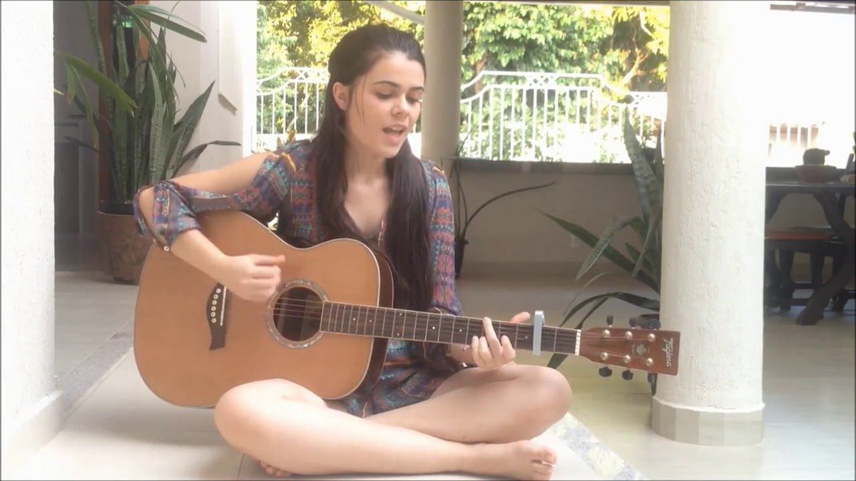 """#homemade #acoustic #coversong  @Arianne_Ruas performs """"Here Come&#39;s the Sun.&quot; Watch:  http:// bit.ly/2uQ9Bg8  &nbsp;  <br>http://pic.twitter.com/3PDW8FqST5"""