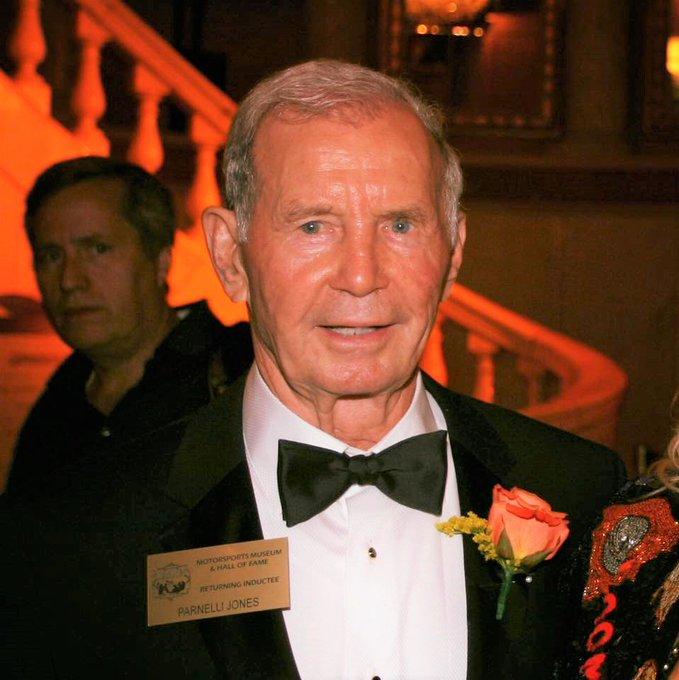 Happy 84th Birthday to the oldest living winner, Hall of Famer Parnelli Jones!