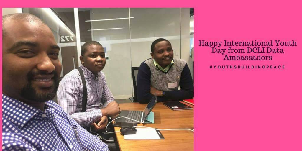 Data ambassadors, Committed in Promoting Data Literacy for sustainable Peace #YouthDay #InnovationTZ #datarevolution <br>http://pic.twitter.com/zAqt1aPnuZ