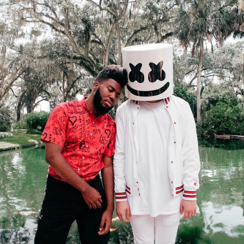 .@thegreatkhalid teams up with @marshmellomusic on new song 'Silence'. https://t.co/ZImbWO2Zoo https://t.co/DPfS955H7v